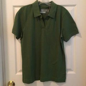 Cutter & Buck ladies golf shirt Lg